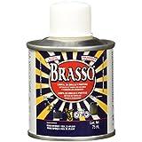 Brasso Limpia Metal plateado, 75ml