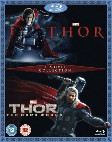 Thor blue ray collection