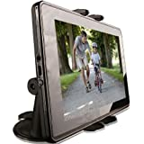 Jarv Universal Dash or Windshield Tablet Car Mount Holder for Google Nexus 7, Apple iPad Mini , Samsung galaxy TAB, LG G Pad, ASUS Pad, Verizon Ellipsis and all 7-8 inch Tablets