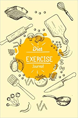diet exercise journal food and exercise planner diet diary health