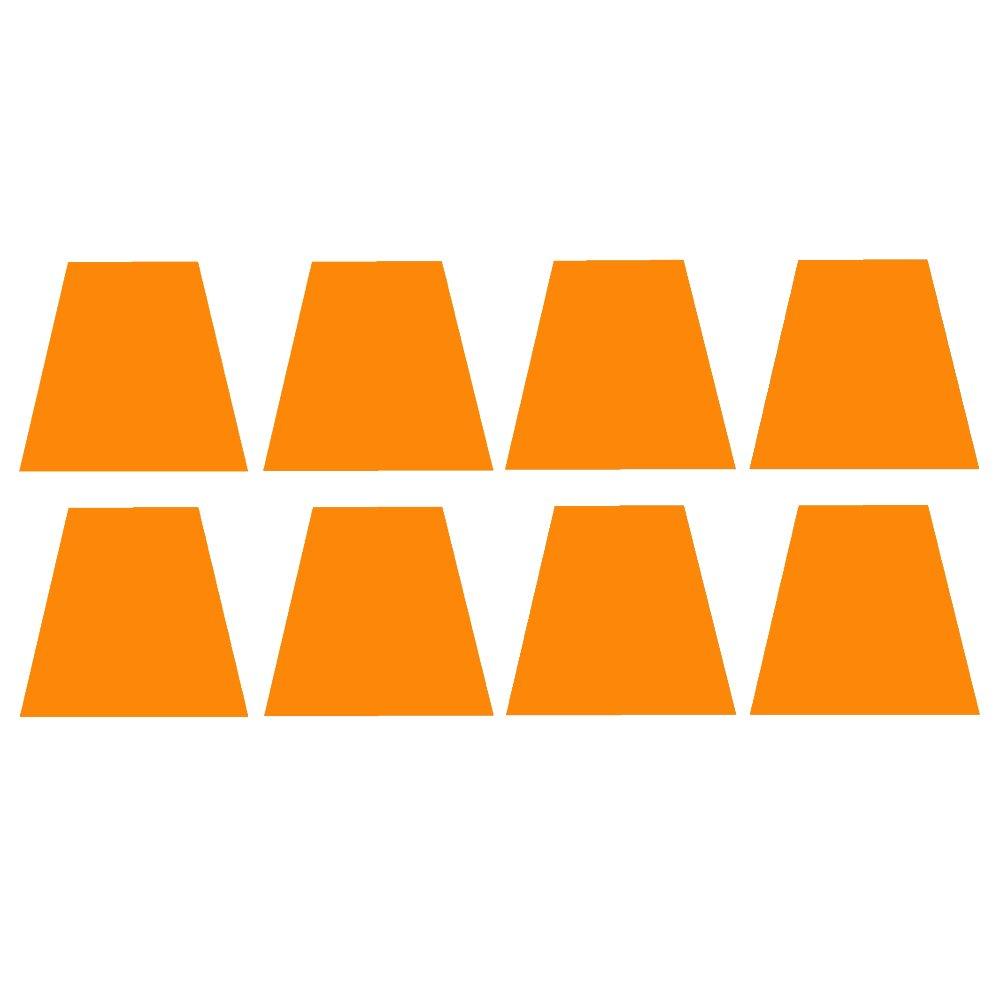 Amazon.com: Bombero Casco tetrahedron-trapezoids V1 vinilo ...