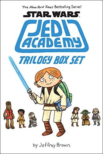 Trilogy Box Set (Star Wars: Jedi Academy) (Phantom Shanghai)