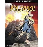 Volcano!, Jake Maddox, 1434212084