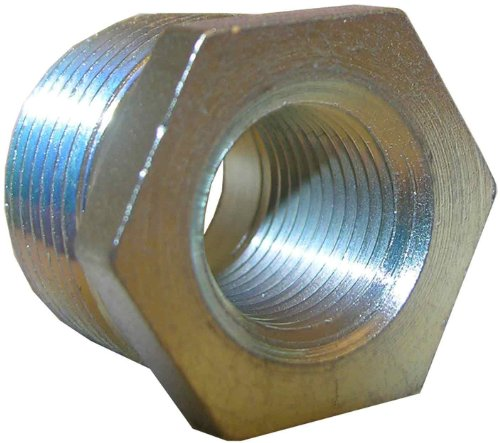 Galvanized Hex Bushing - 8