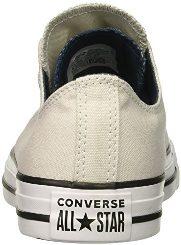 Royaume Femme uni Top Chuck Converse Taylor M 8 Low All Souris blanc Noir Us 5 Double Tongue Sneaker 5 Star qBUUgdnw
