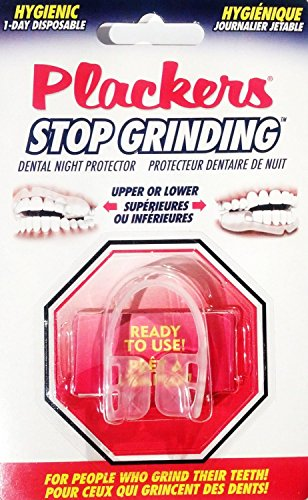 Plackers Grinding Disposable Dental Protector product image