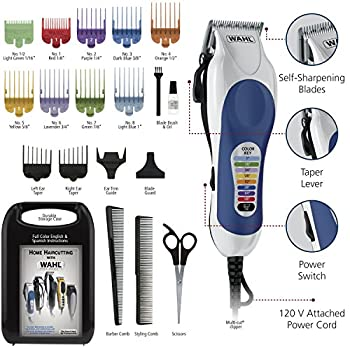 Wahl Color Pro Complete Hair Cutting Kit, 79300-400t 4