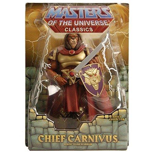 Man Motu He Masters - HeMan Masters of the Universe Classics Exclusive Action Figure Chief Carnivus