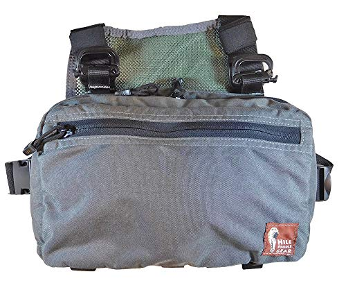 - Hill People Gear Version 2 Kit Bag (Manatee/Black)