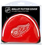 NHL Detroit Red Wings Mallet Puttercovers