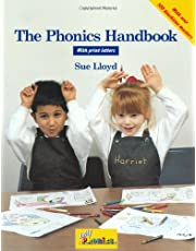 The Phonics Handbook in Print Letter: A Handbook for Teaching Reading, Writing and Spelling