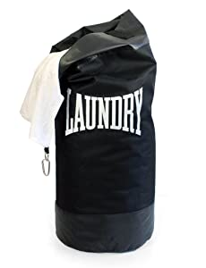 Suck UK Laundry Basket | Punching Bag & Hamper | Washing BIN | Novelty Gifts |, Black