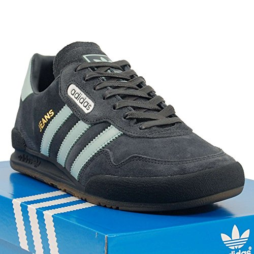 adidas Men's Jeans Super Fitness Shoes Grey (Carbon / Vertac / Negbas 000) j9QsL