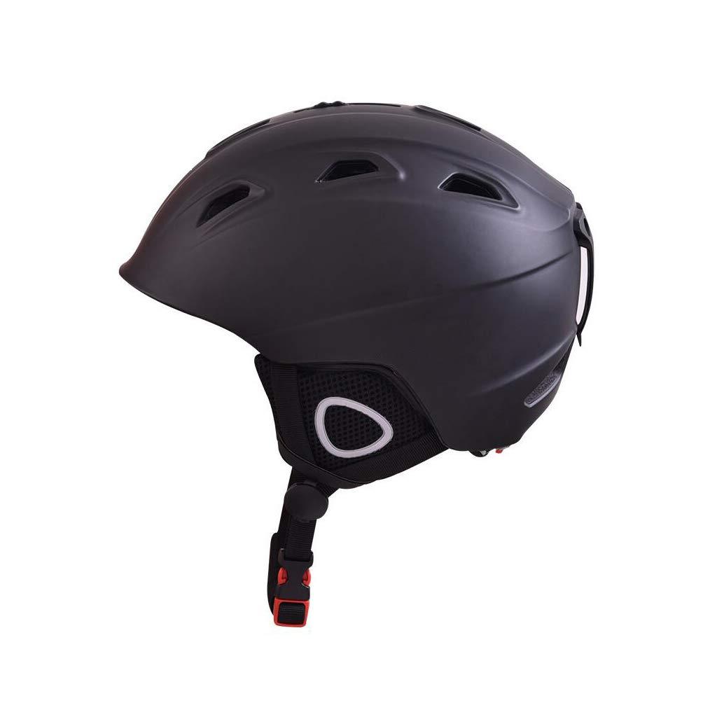 ヘルメット XL スキー&スノーボード用ヘルメット、スキー用保護安全帽スケートボードスケート用ヘルメット、調整可能なヘッドバンド(大人用、子供用 ブラック、青年用) ヘルメット B07PYPD95X ブラック XL XL ブラック, クチコミ堂:f34a3a0a --- ijpba.info