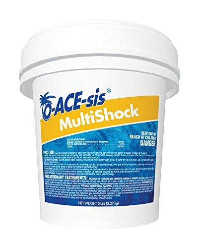 Granules Chlor (Multi Shock 5lb)