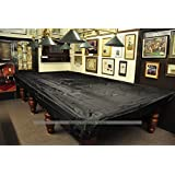 Fitted Plastic Table Cover for 10 Foot Snooker Table