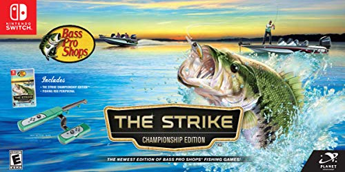 Bass Pro Shops: The Strike Championship Edition Bundle – Nintendo Switch
