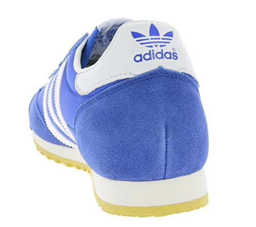 Calzado deportivo para hombre, color Azul , marca ADIDAS ORIGINALS, modelo Calzado Deportivo Para Hombre ADIDAS ORIGINALS DRAGON VINTAGE Azul azul