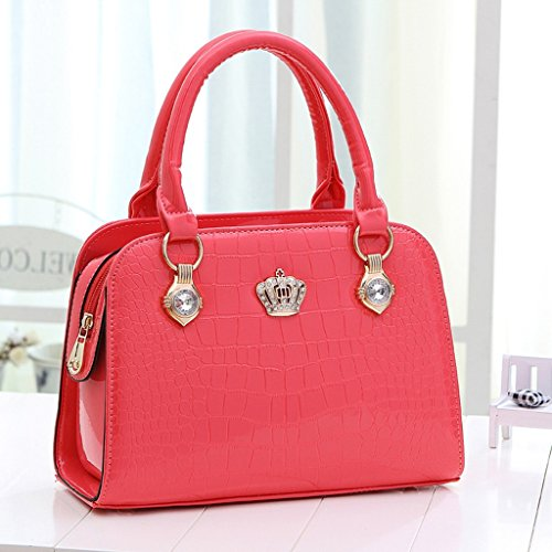 2016 New Handbag Bag Mini Pig Bao Crocodile Pattern Shoulder Bag Messenger Bag