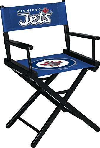 fan products of Imperial Officially Licensed NHL Merchandise: Directors Chair (Short, Table Height), Winnipeg Jets