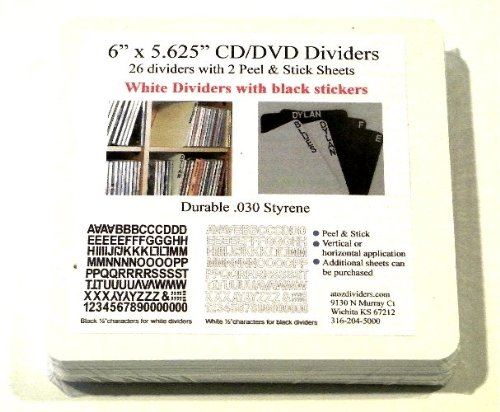 white-plastic-cd-dividers-and-alphanumeric-stickers-to-categorize-your-collection