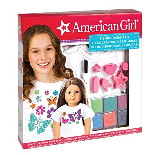 - American Girl Stamping T-Shirt Design Kit