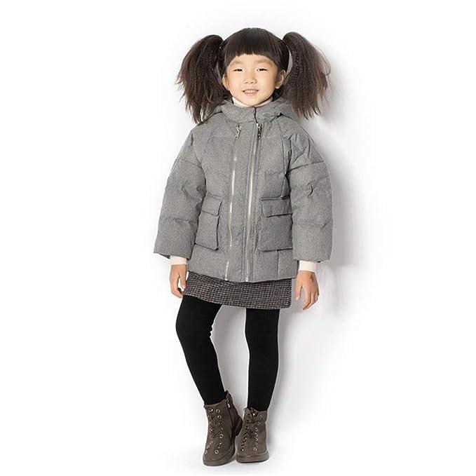 RSTJ-Sjc Princesa Real Kids Winter Unisex Chaqueta de Down ...