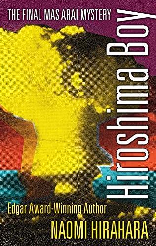 book cover of Hiroshima Boy