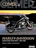 Clymer Harley-Davidson FLH/FLT/FXR Evolution (1984-1998) (53145)