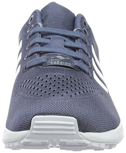 Blanc Zx Adidas Baskets Adultes Encre Bleus Em Ftwr Tech encre Flux Unisex Tech v1q1Hgx