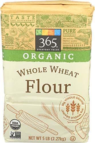 Flours & Meals: 365 Everyday Value Whole Wheat Flour