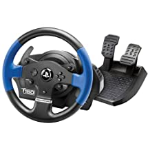 Thrustmaster T150 Racing Wheel for PS3/PS4_Black; Blue