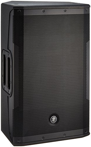 Mackie SRM550 SRM Series 1600-Watt 12-Inch High-Definition Powered Loudspeaker by Mackie