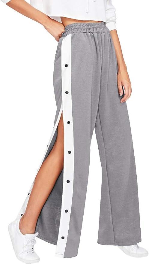 Pantalones Abiertos Por Los Lados Con Botones 55 Descuento Bosca Ec