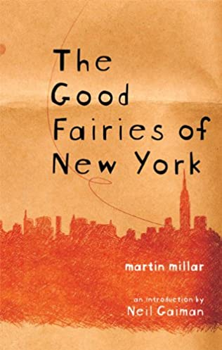 book cover of The Good Fairies of New York
