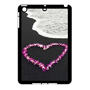 3D iPad Mini 2D Cases Love 66, [negro]