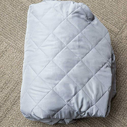 """Intex Queen Quilted Airbed Air Mattress up to 22"""" Tall"""
