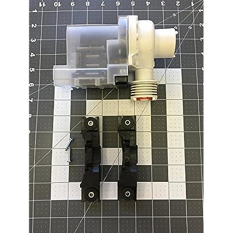 137221600 Heavy Duty Kit Drain Pump Electrolux Frigidaire 137108100 134051200