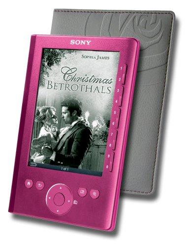 Sony Reader Pocket PRS 300RC Technology