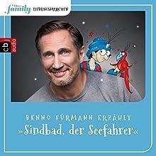 Sindbad, der Seefahrer (Eltern family Lieblingsmärchen 4) Hörbuch von  N.N. Gesprochen von: Benno Fürmann