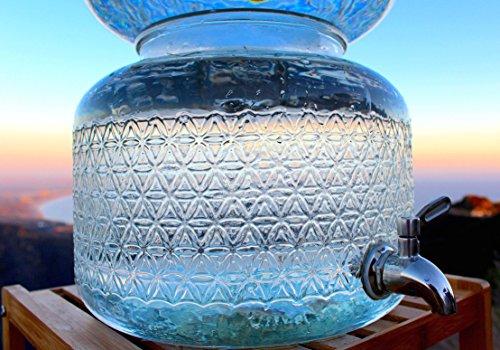 5 gallon spigot glass - 8