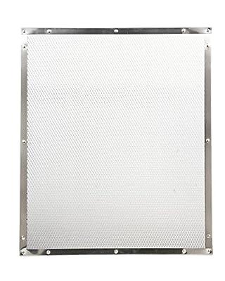 Camco 43980 Aluminum RV Screen Door Standard Grille