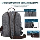 WOWBOX Sling Bag for Men Women Sling Backpack