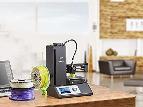 Monoprice-Select-Mini-3D-Printer-with-Heated-Build-Plate-Includes-Micro-SD-Card-and-Sample-PLA-Filament