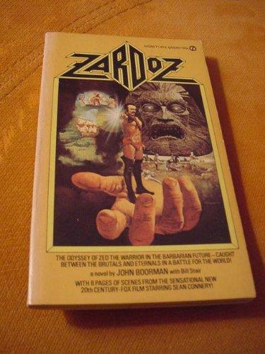 Zardoz Pressbook