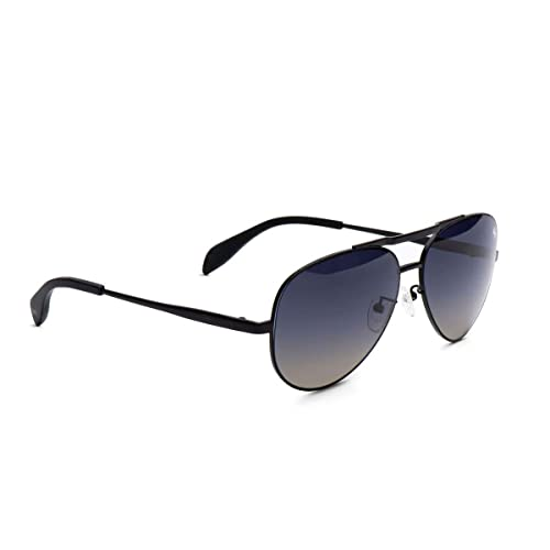 William Painter Aviator Sunglasses, Classic Aviator Style, Nylon Polarized Lenses, Durable and Flexible Shades with Scratch Resistant UVA and UVB Ray ...