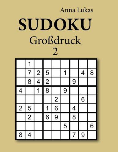 Sudoku Großdruck 2