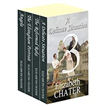 The Elizabeth Chater Regency Romance Collection #3 (English Edition)