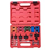 Best Q Engine Twin Cam Flywheel Locking Alignment Timing Tool Kit For FORD MAZDA VAUXHALL OPEL