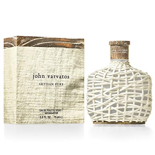 John Varvatos Artisan Pure Eau de Toilette Spray, 2.5 fl. Oz. mens cologne (John Varvatos Artisan Eau De Toilette Spray)